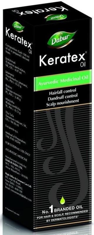 Dabur Keratex Oil Hair Oil(100 ml)