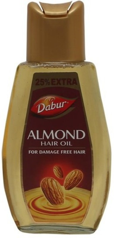 Dabur Almond Hair Oil(200 ml)