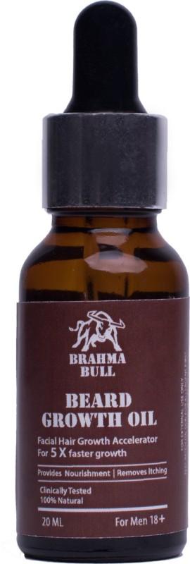 Brahma Bull Beard Growth Oil Hair Oil(20 ml)