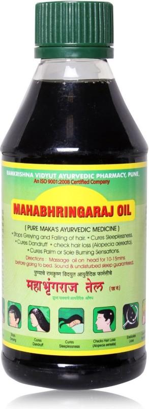 Mahabhringraj regrowth Hair Oil(200 ml)