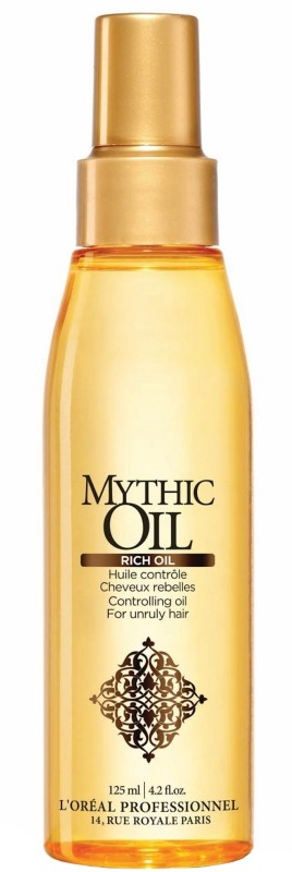 LOreal Professionnel Mythic Rich Hair Oil(125 ml)