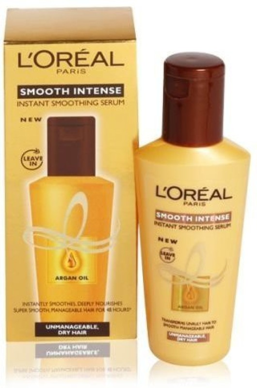 L'Oreal Paris Smooth Intense Instant Smoothing Serum(100 ml)