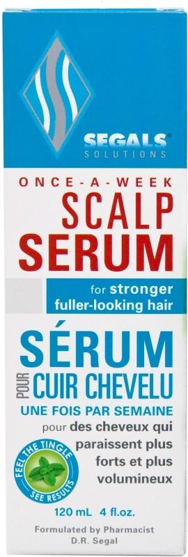 Segals Solutions Once-A-Week Scalp Serum(120 ml)