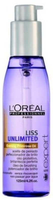 LOreal Professionnel Serie Expert Liss Unlimited Evening Primrose Oil(125 ml)