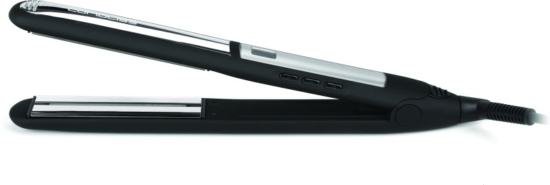 Corioliss iRed Titanium Infra-red Technology Professional Salon Styling Hair Straightener(Black)