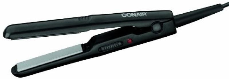 Conair Mini You Ceramic Hair Straightener(Black)