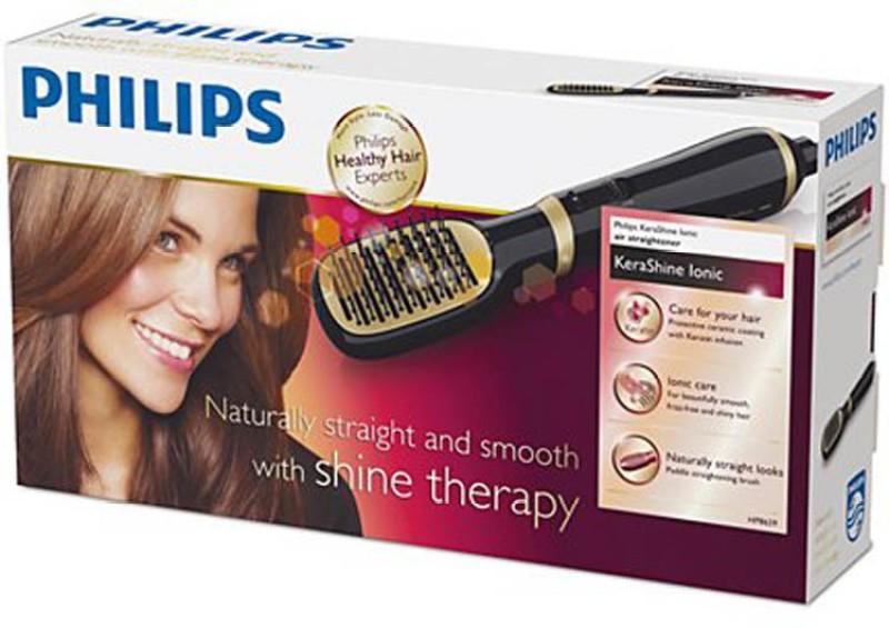 Philips HP 8659 Hair Straightener(Black)