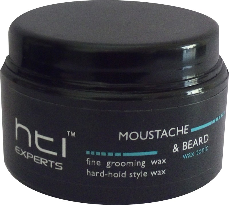 hti Moustache & Beard Styling Wax Hair Wax(90 g)