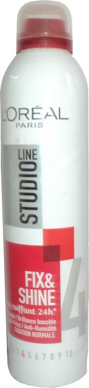 L'Oreal Paris Fix & Shine Spray 4 Hair Styler