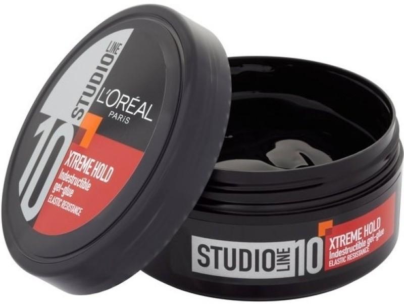 L'Oreal Paris Studio Line 4 10 Xtreme Hold Indestructible Gel Glue Gel(150 ml)