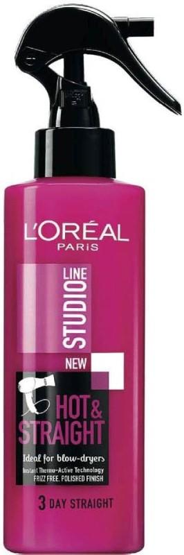 L'Oreal Paris Hot & Straight Heat Protection Hair Styler