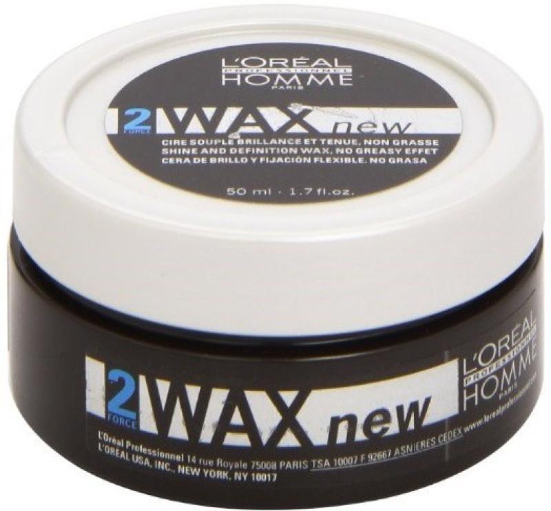 L'Oreal Paris Homme 2 Wax New Wax(50 ml)