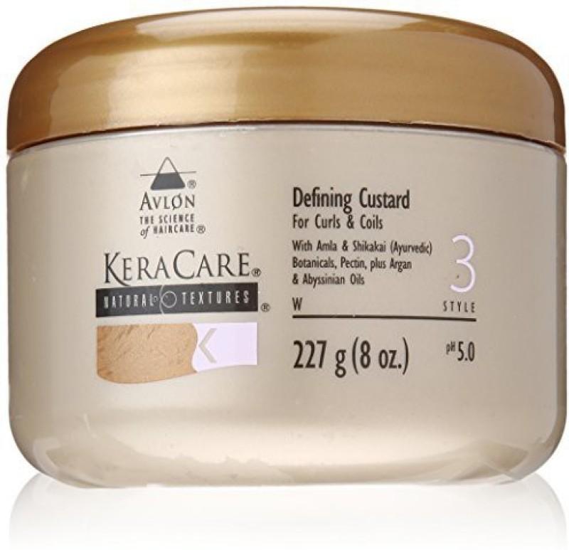 Avlon Keracare Natural Textures Defining Custard Cream(227 g)