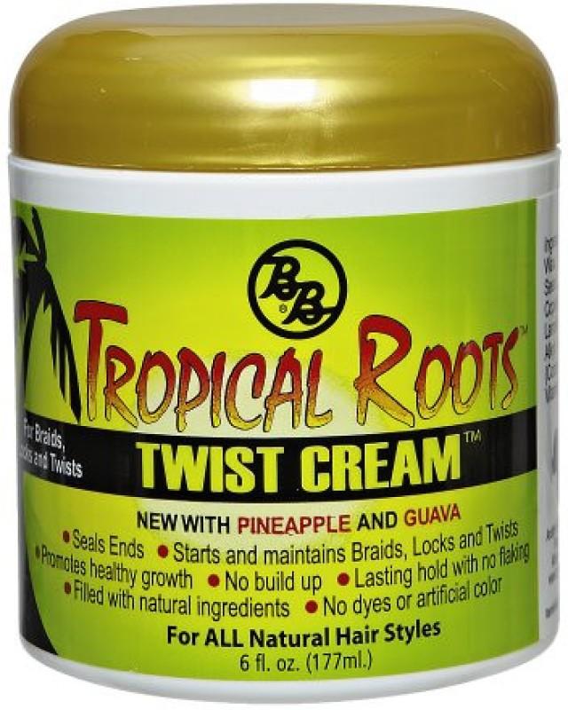 Bronner Brothers Tropical Roots Twist Cream Cream(177 ml)