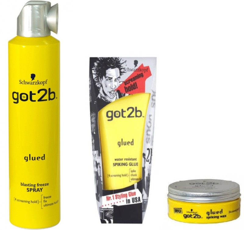 Schwarzkopf Professional Got2b Spray Gel and Wax Hair Styler