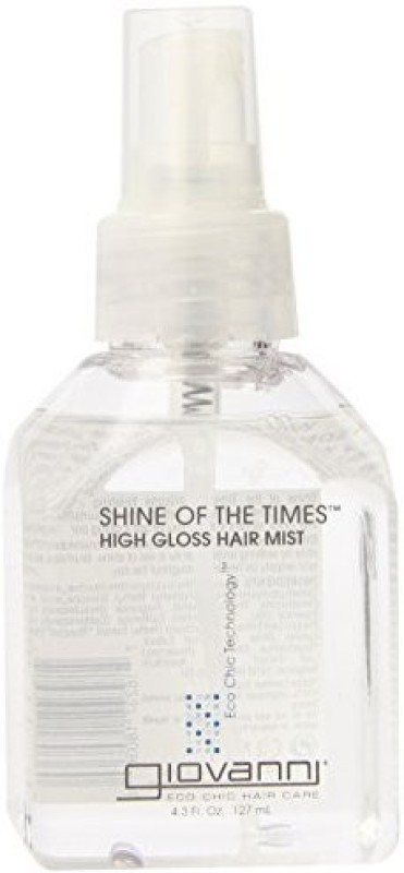 Giovanni Silicone Finishing Mist Shine Of The Times Container Spray(129 ml)