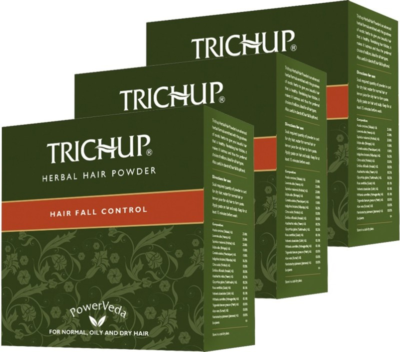 Trichup Herbal Hair Powder(120 g)