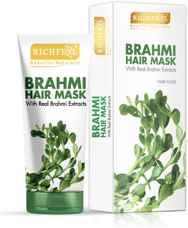 Richfeel Brahmi Hair Mask(100 g)