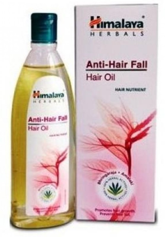 Himalaya Anti-Hair Fall Hair Oil  2 Quantities(200 ml)