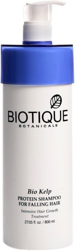 Biotique Botanicals Bio Kelp Protein Shampoo For Falling Hair(800 ml)