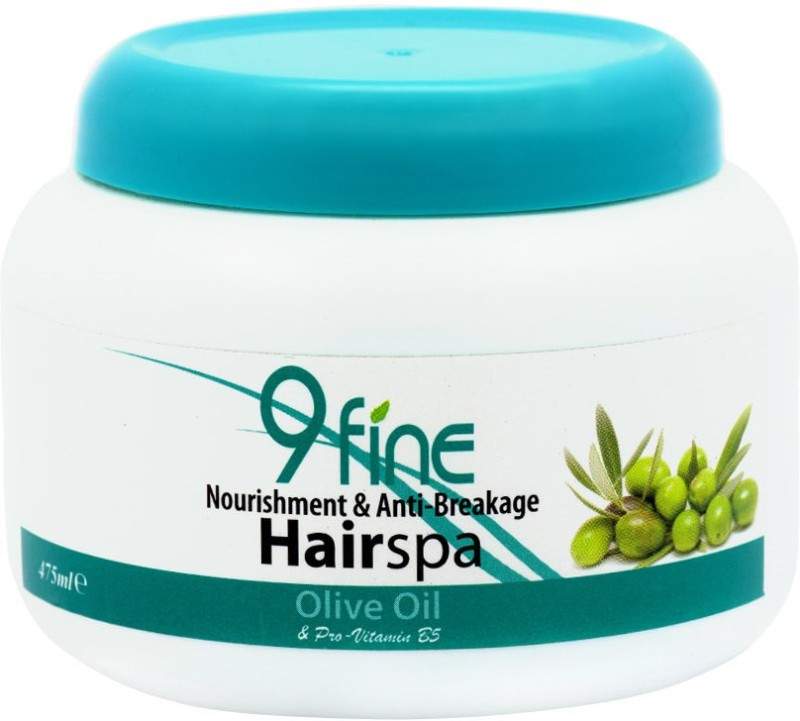 9 Fine Nourishment & Anti-Breakage Hair Spa(475 ml)