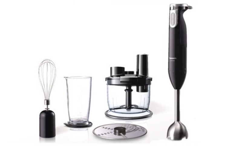 Panasonic MX-SS40 600 W Hand Blender(Black)