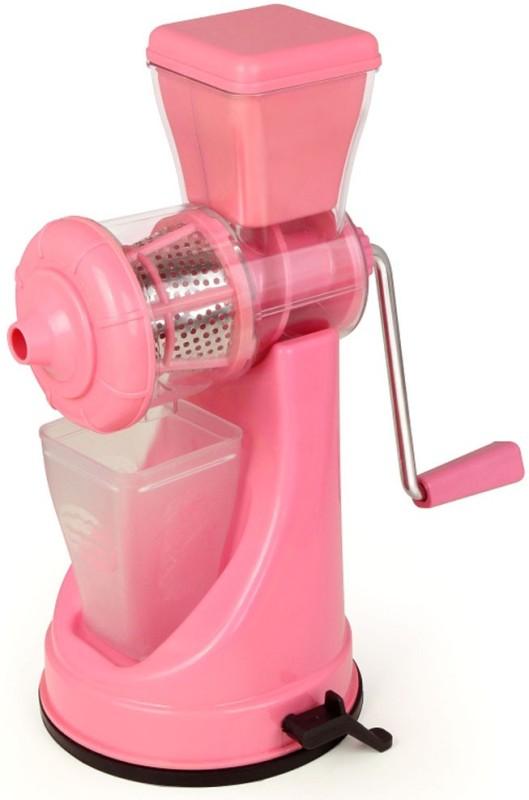 Balaji Plastic, Steel Hand Juicer(Pink)