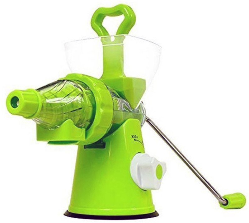 Golddust Novel PP (Polypropylene) Hand Juicer(Green Pack of 1)