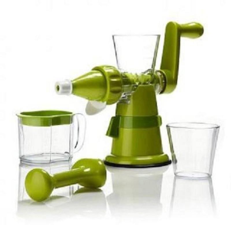 Golddust Sheeji PP (Polypropylene) Hand Juicer(Green Pack of 1)