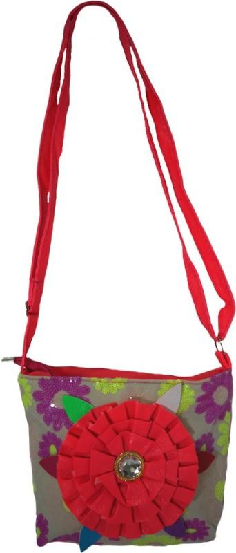 Muren Red Sling Bag