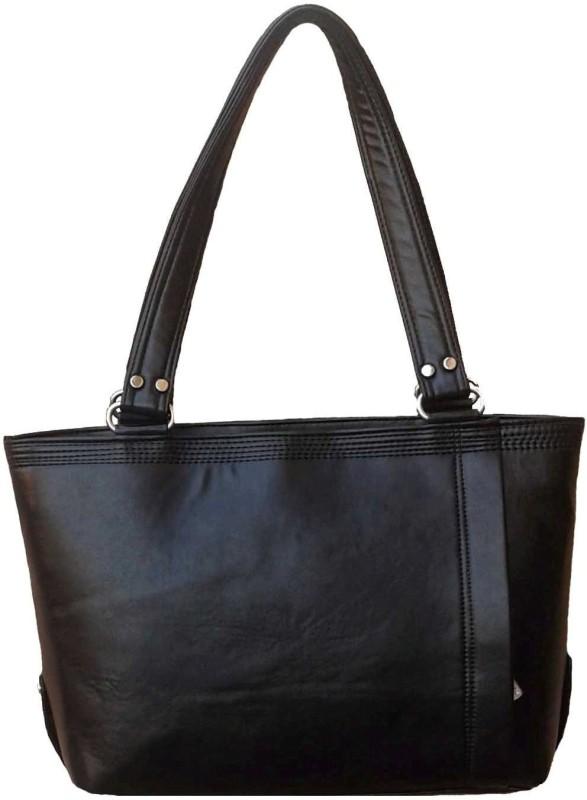 Goldeno Women Black Shoulder Bag