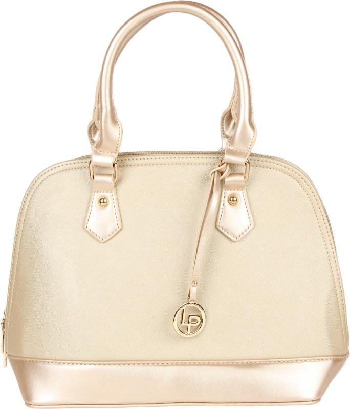 Lino Perros Hand-held Bag(Gold)