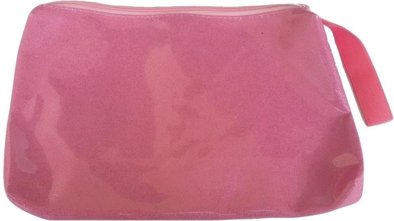 Viva Wristlet Cosmetic Bag(Pink)