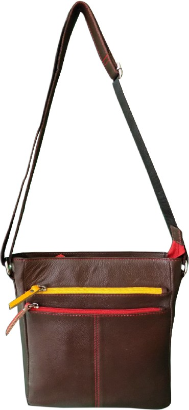 Style 98 Brown Sling Bag