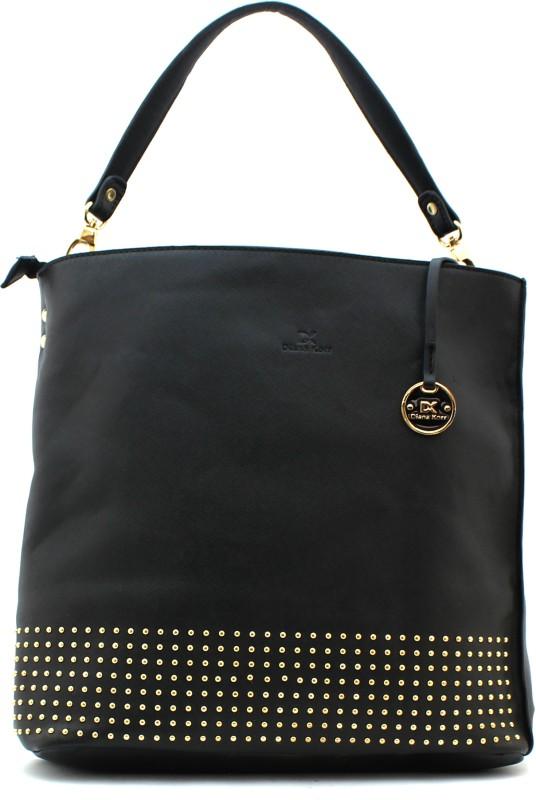Diana Korr Women Black Hand-held Bag