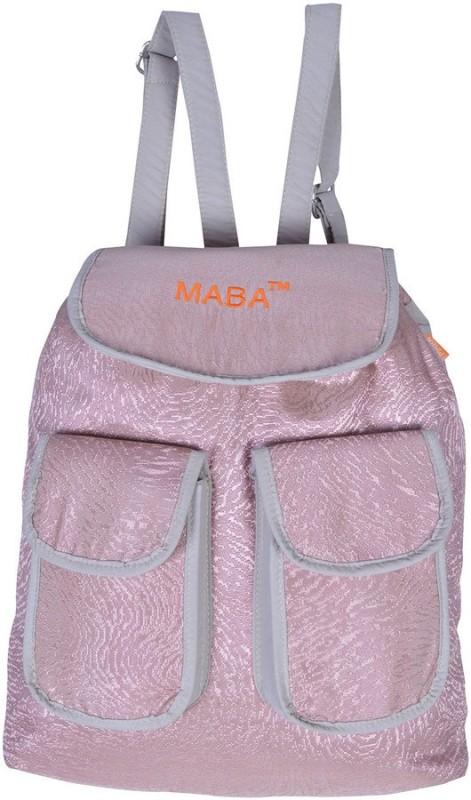 MABA Women Pink Messenger Bag