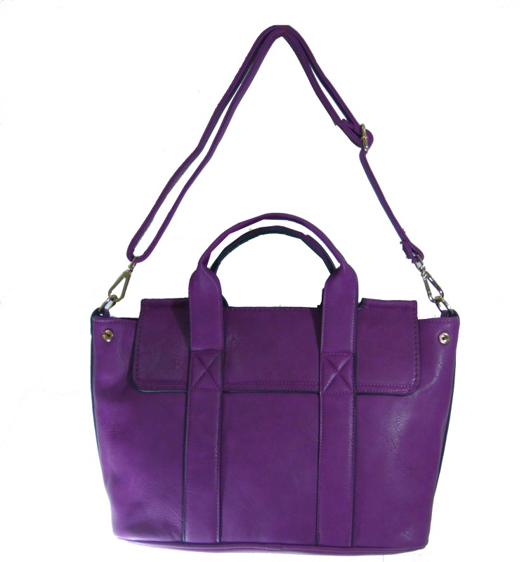 Essart Women Purple Shoulder Bag