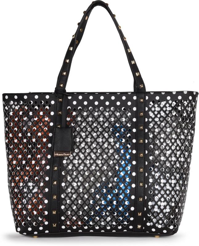 Diana Korr Women Black Shoulder Bag