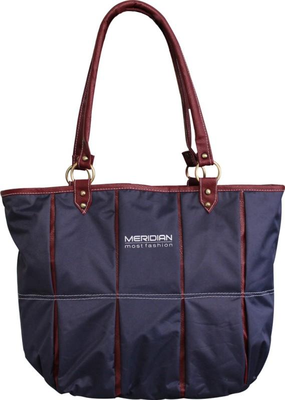 Meridian Women Blue Shoulder Bag