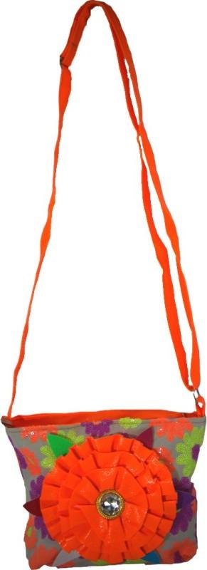 Muren Orange Sling Bag
