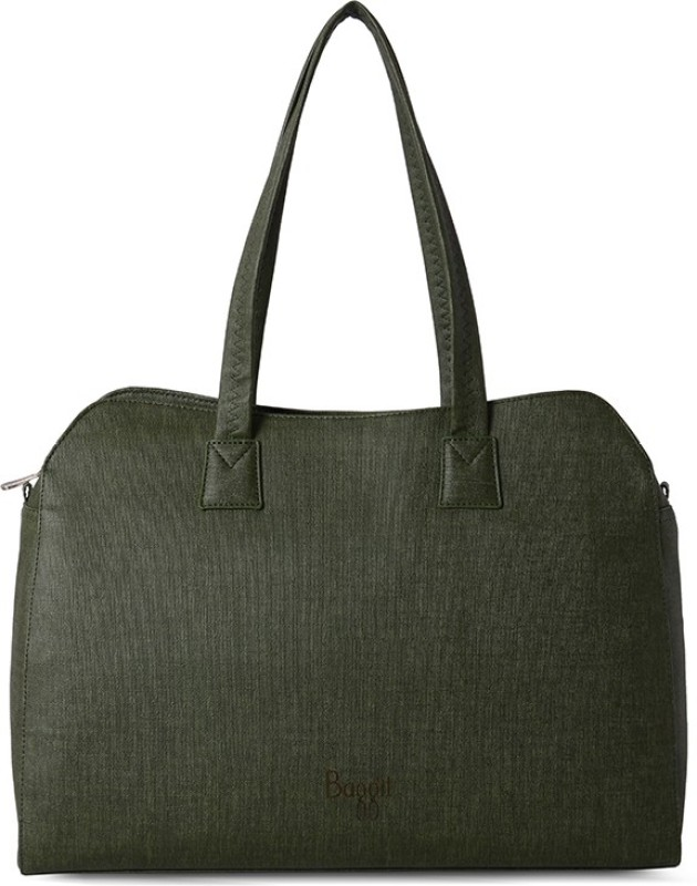 Baggit Hand-held Bag(Green)