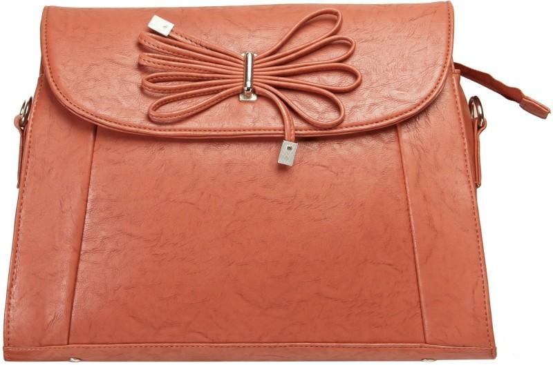 Levise London Orange Sling Bag