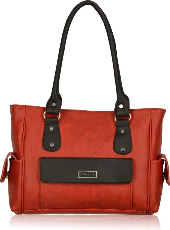 Fantosy Women Red Shoulder Bag