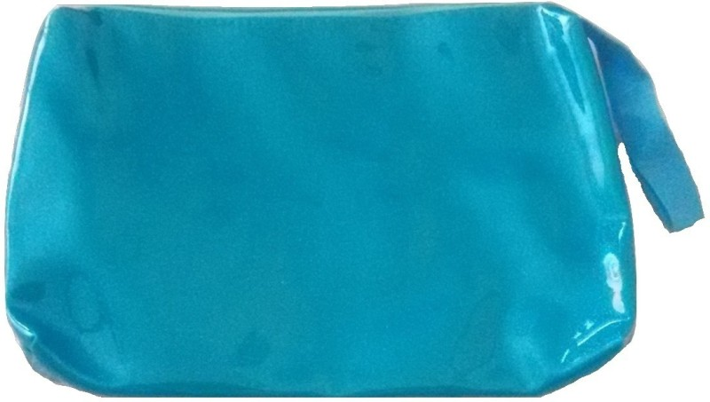 Viva Wristlet Cosmetic Bag(Blue)