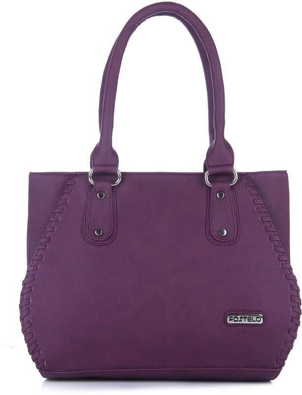 Fostelo Women Purple Shoulder Bag