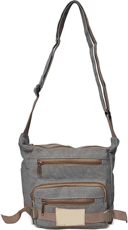 Roshiaaz Grey Sling Bag