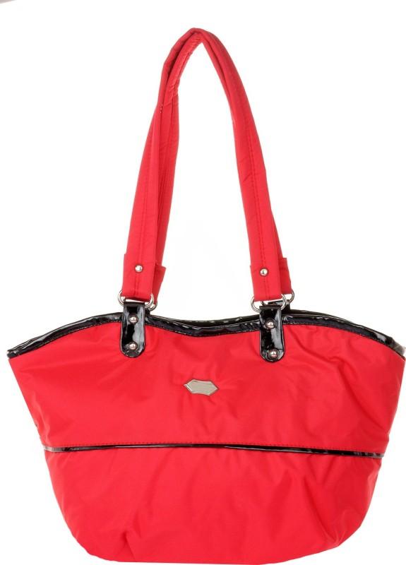 JG Shoppe Women Red Hand-held Bag