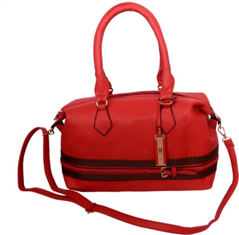 Tanishka Exports Women Red Messenger Bag