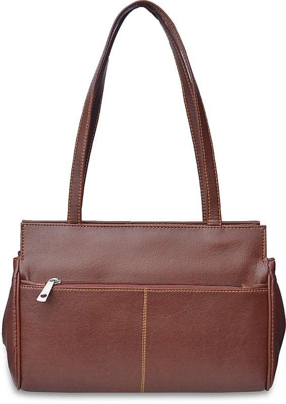 Roshiaaz Women Brown Messenger Bag
