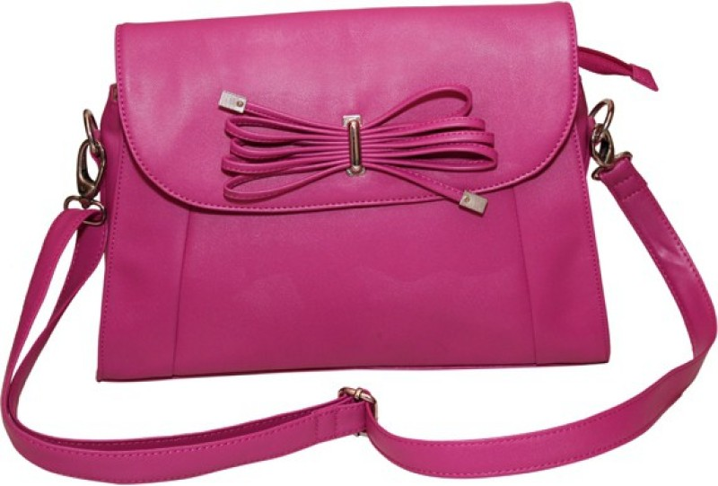 Essart Women Pink Shoulder Bag